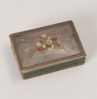 Box (probably France), 1860
