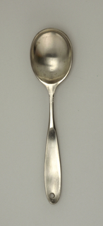 Magnum Soup Spoon, mid-20th century