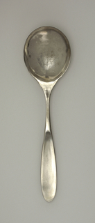 Magnum Large Serving Spoon, mid-20th century