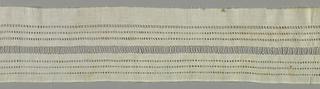 Towel Edge (USA), 19th century