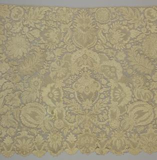 Flounce (France), 18th century