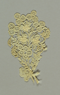 Ornament, late 19th century