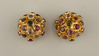 Earring (India), ca. 1960