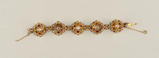 Bracelet (India), ca. 1960