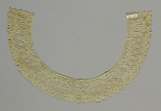Collar (Belgium), early 20th century