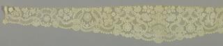 Sleeve Ruffle (Belgium), 1740–55