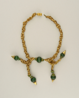 Necklace (India), ca. 1960–70