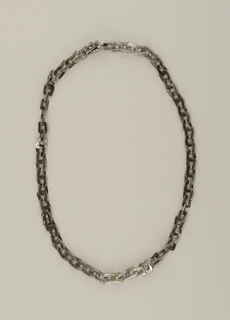 square links Chain, 1967