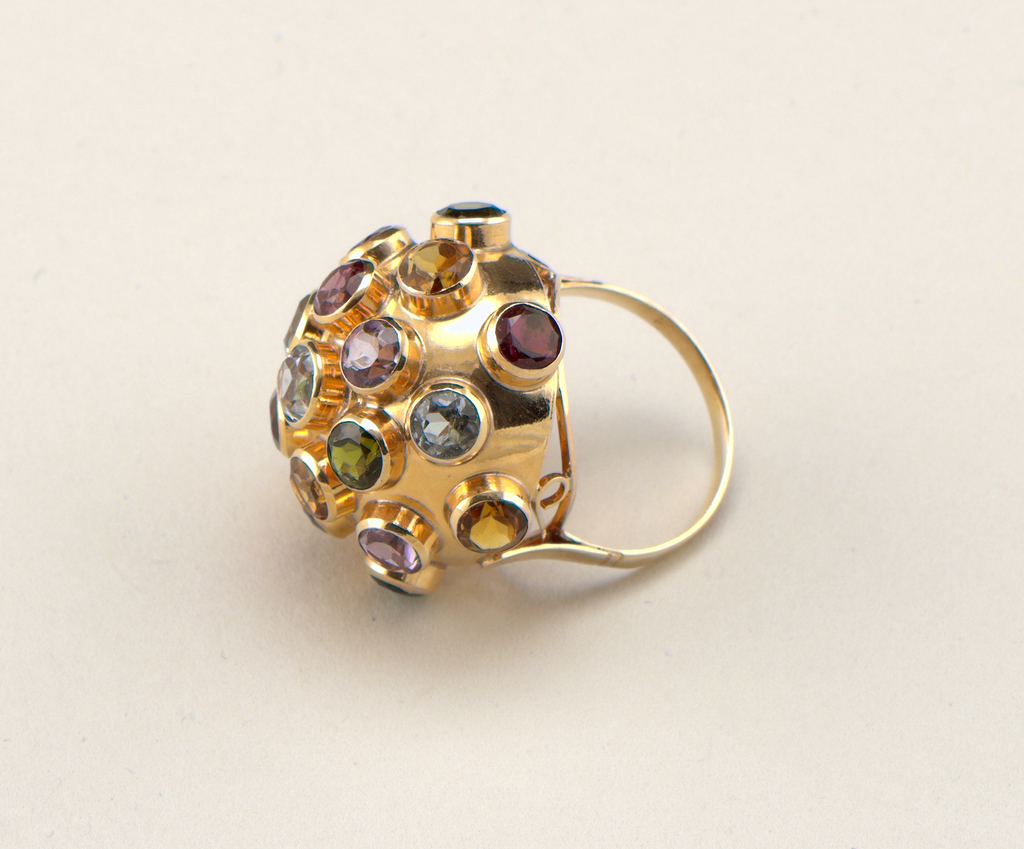Ring (India), ca. 1960
