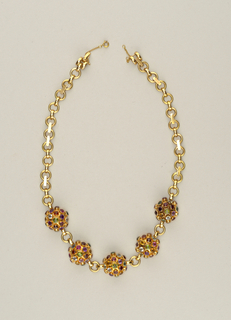 Necklace (India), ca. 1960