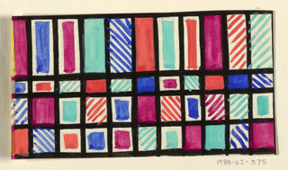 Drawing, Textile Design: Bermuda
