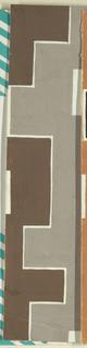 Drawing, Textile Design: Morris