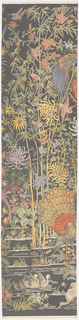 Scenic - Panel, Chinese Embroidery, 1930–40