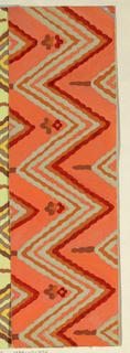 Drawing, Textile Design: Fürchtegott