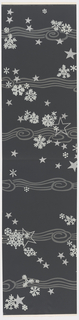 Scenic - Panel, Stars and Snowflakes, 1930–40
