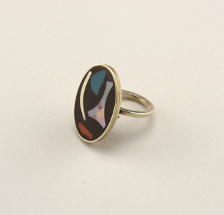 Ring (USA), ca. 1950–60