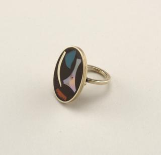 Ring (USA), ca. 1950–60
