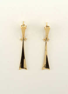 #46 A-4 Pair Of Earrings, 1968