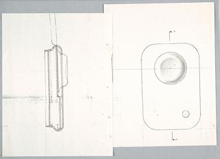 Drawing, MS2500: Design variation: