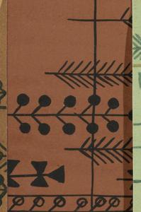 Drawing, Textile Design: Reuss