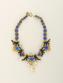 Necklace (France), ca. 1940–60