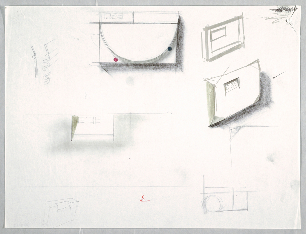 Drawing, Shape variations