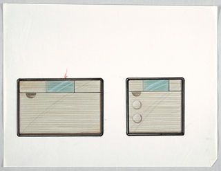 Drawing, Stat 3 on left; MS4000 on