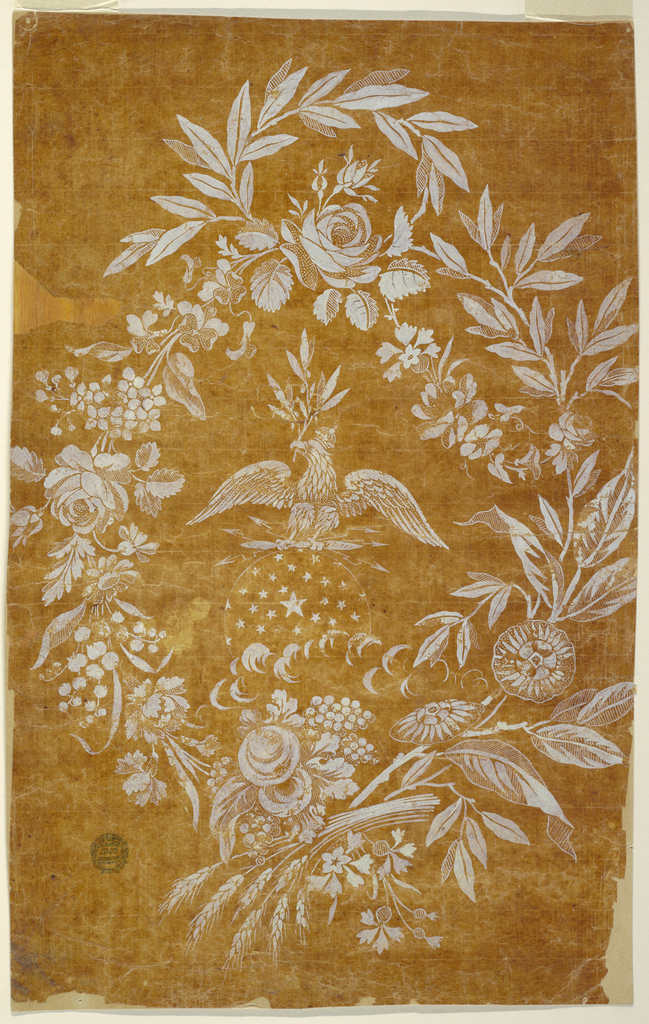 Drawing, Design for a Woven Fabric