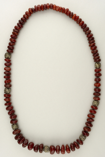Necklace, ca. 1870