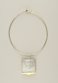 Cloud Pendant, 1973