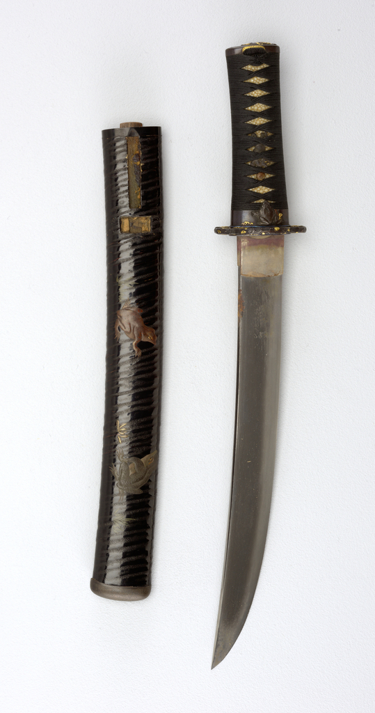 Sheath, ca. 1870–80