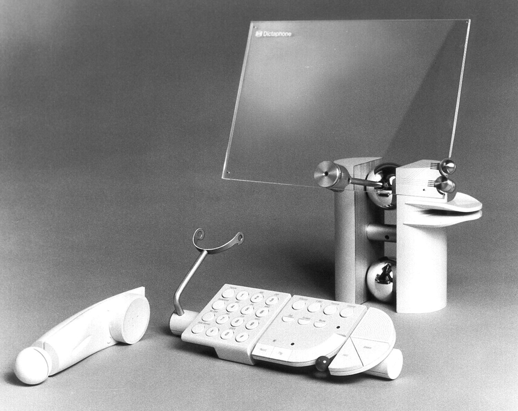 FuturePhone (Concept Model) Executive Communications Center, 1992