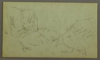 Verso: Rocky Mountain range