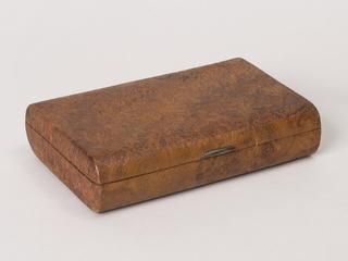 Cigarette Box, 19th century