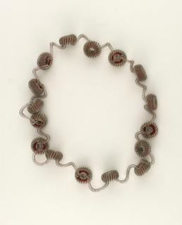 Hedgehogs Necklace, ca. 1990