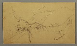 Verso: Mountain Valley