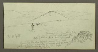 Verso: Camel Studies, Figures Ridings, Camels