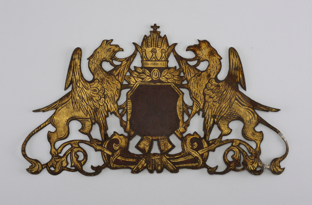Support For A Monogram (possibly Germany)