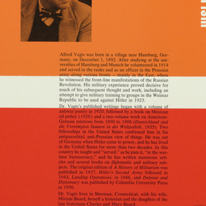 Horizontal rectangle with bold ground made of orange, white, and red horizontal stripes. At front cover, black silhouettes of three military medals of various forms. At back cover, photoillustration of author. Printed blocks of black text at back cover and jacket leaves, bold printed text in white and red at front cover.