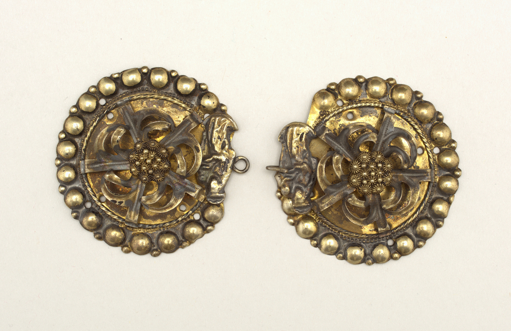 Clasp And Buckle (Sweden)
