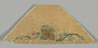 Textile (USA), late 19th century