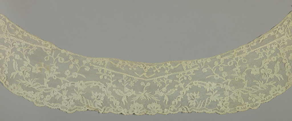 Set Of Collar, Fichu And Others