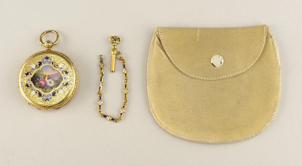 Pocket Watch (Switzerland), 1850–53