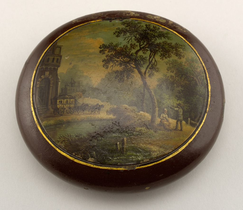 Snuff Box, early 19th century