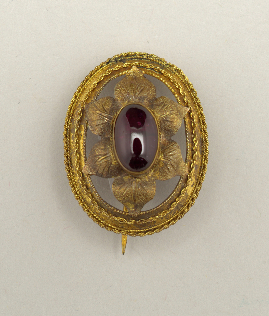 Pin (USA), mid-19th century