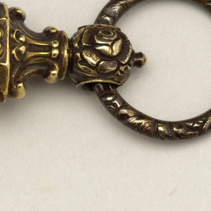 Watch Chain Fob (USA), mid-19th century