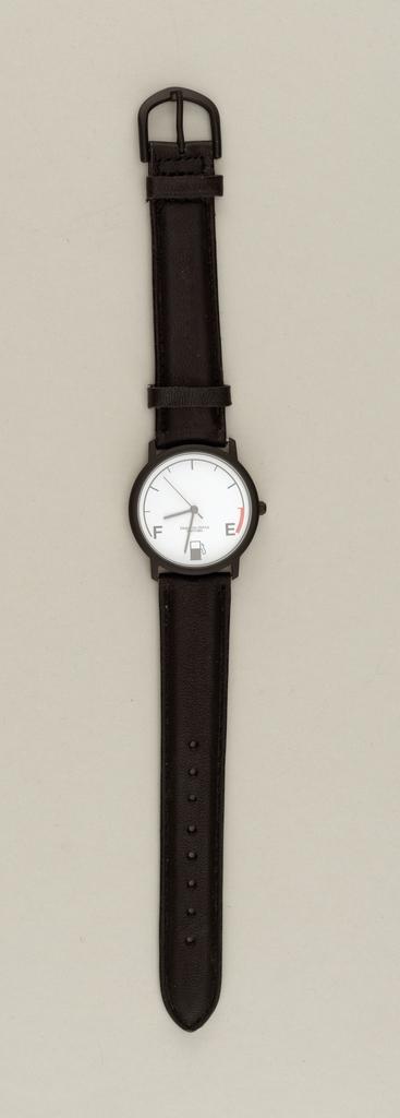 Fuel Gauge Wristwatch