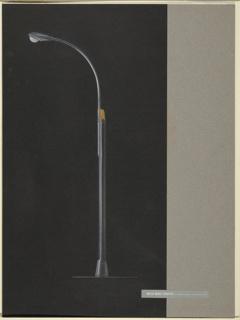 Drawing, Design for New York City Streetlight