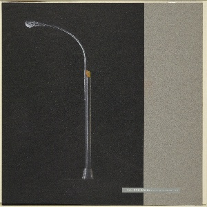 Drawing, Design for New York City Streetlight