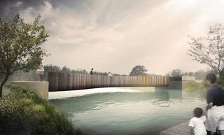 Jiading Bridge (unbuilt), 2010